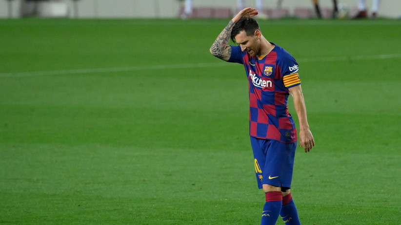 Leo Messi bezlitosny dla Barcelony