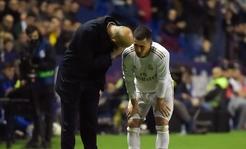 Real Madryt traci Edena Hazarda. Poważna kontuzja Belga
