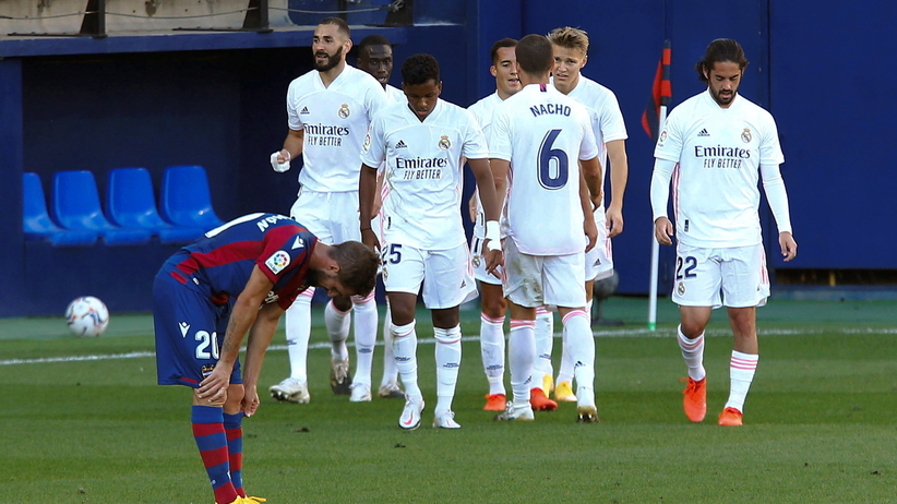 Levante - Real Madryt