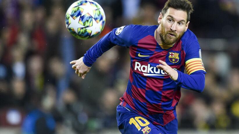 Lionel Messi może przejść do Manchesteru City