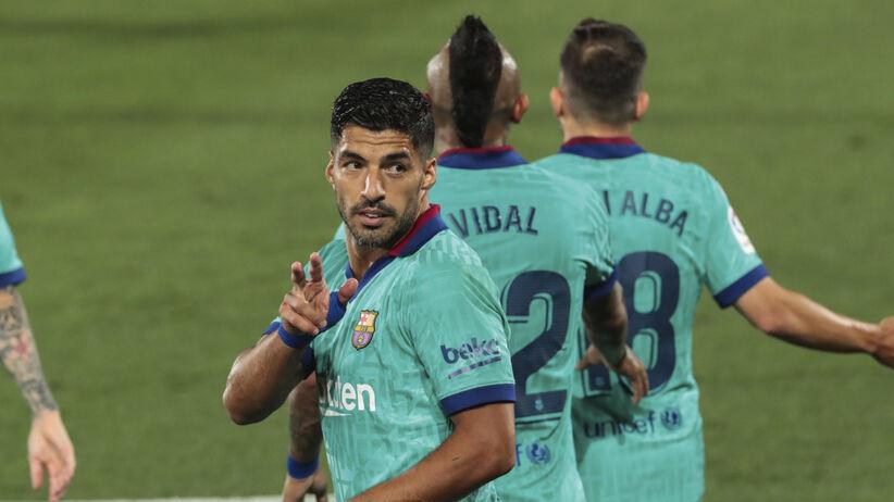 Luis Suarez odchodzi z Barcelony do Atletico Madryt