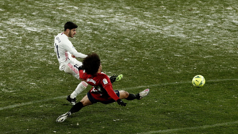Osasuna - Real Madryt
