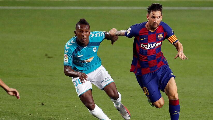 Klęska Barcelony w meczu z Osasuną, Duma Katalonii nie obroni tytułu