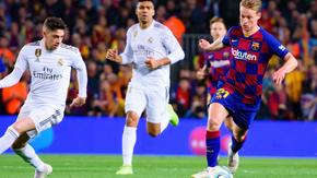 Real - Barcelona: Transmisja TV i online