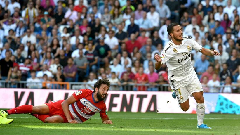 Real pokonał Granadę w meczu na szczycie La Ligi