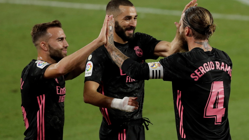 Real Madryt - Valladolid TRANSMISJA