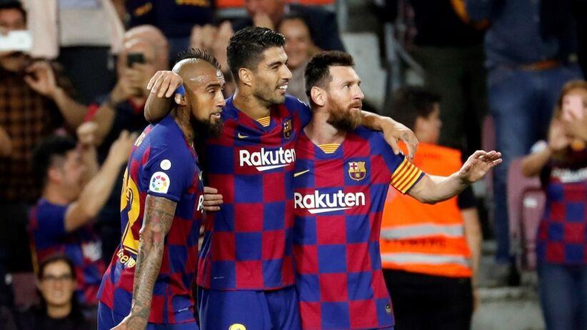 Sevilla - Barcelona transmisja TV i online