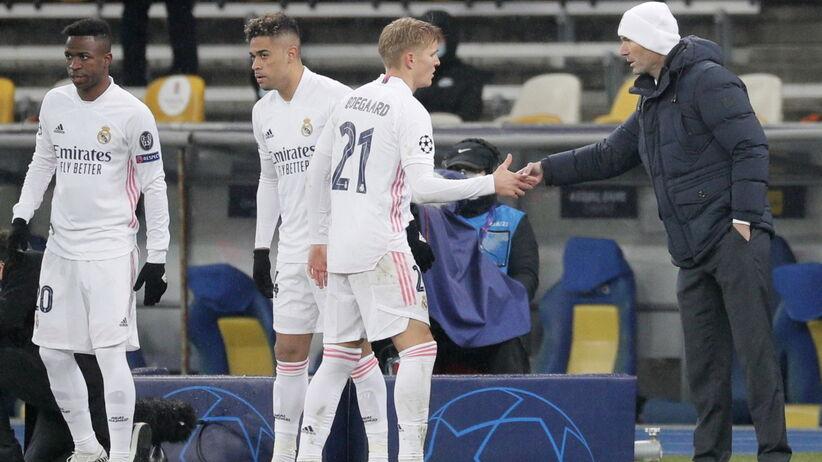 Sevilla - Real Madryt TRANSMISJA