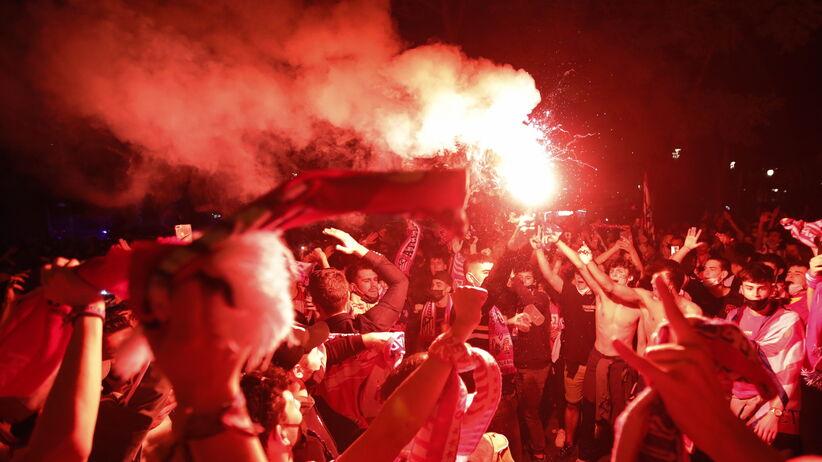 Feta kibiców Atletico