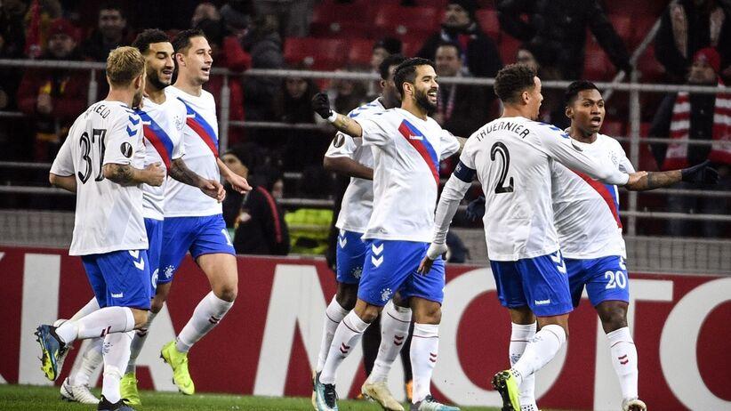 Rangers FC - Legia