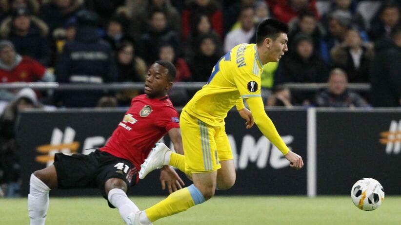 Astana - Manchester United