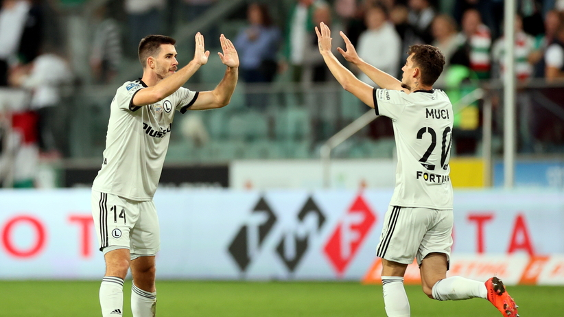 Legia - Leicester - kto skomentuje mecz