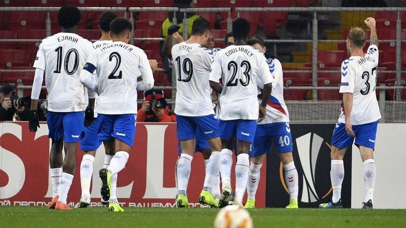 Legia - Rangers FC