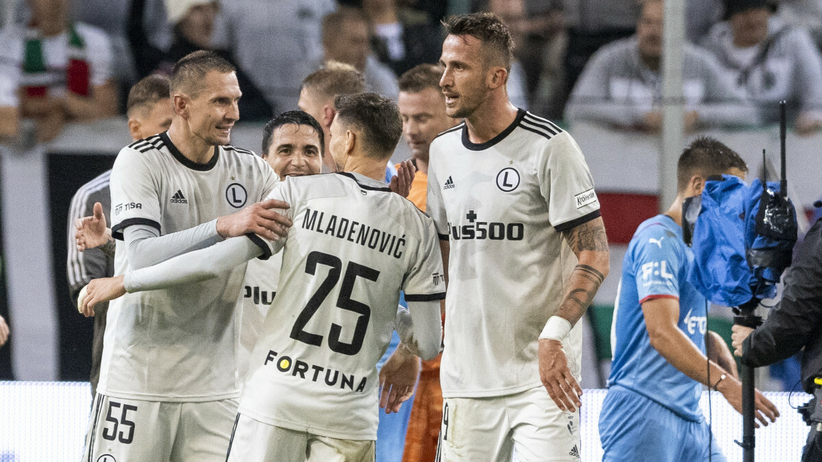 Legia - Spartak GODZINA i DATA meczu