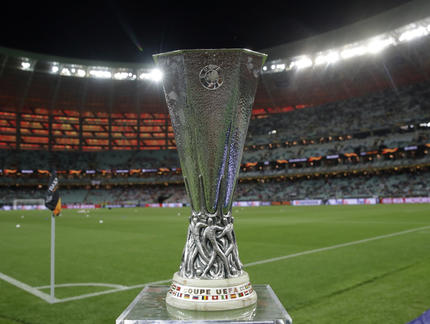 Liga Europy: Kto z kim zagra? Droga do finału w Kolonii [DRABINKA]
