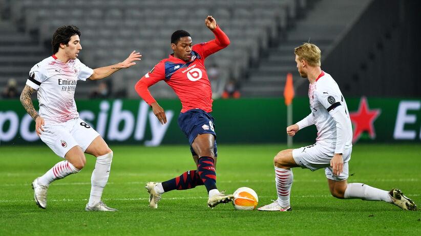 Lille - AC Milan