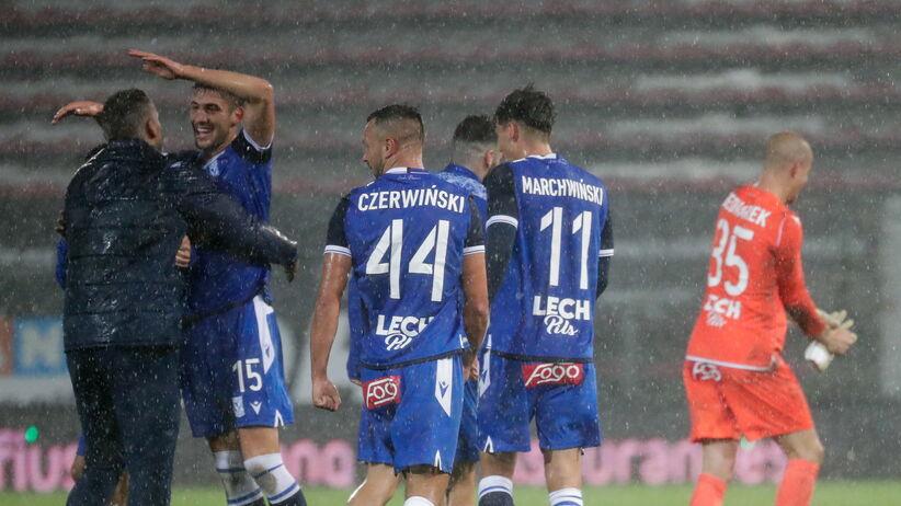 Lech Poznań poznał rywali w fazie grupowej Ligi Europy