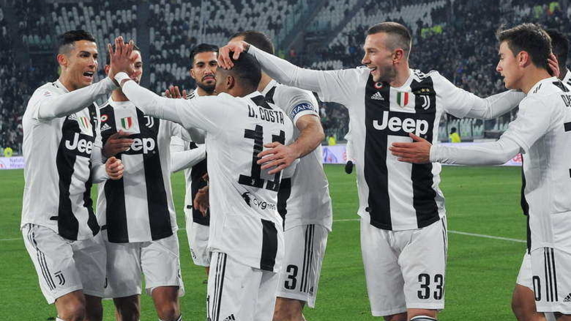 Juventus - Atletico na zywo