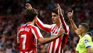Liga Mistrzów: Zakażeni w Atletico to piłkarze