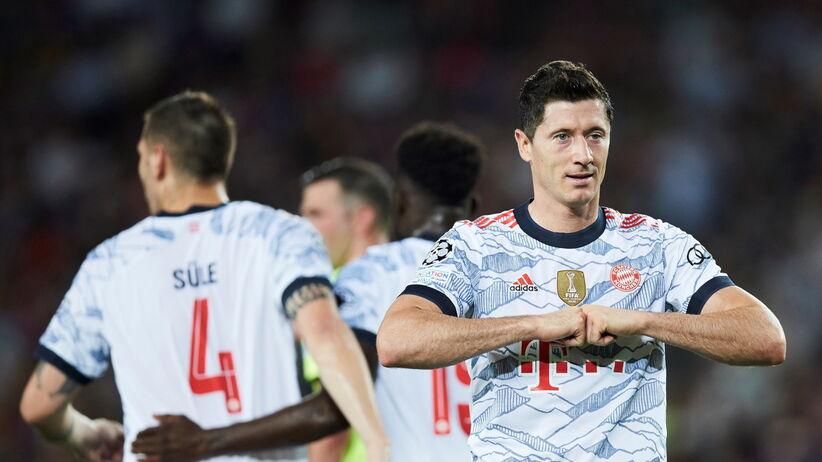 Barcelona - Bayern na żywo