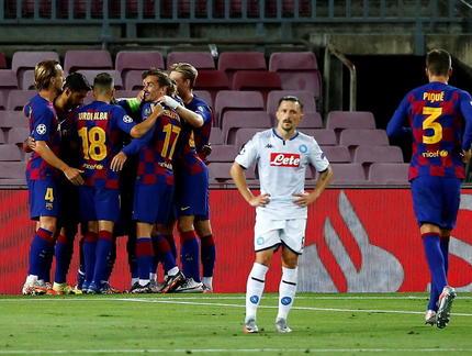 Cztery bramki i świetne widowisko na Camp Nou. Barcelona w ćwierćfinale LM