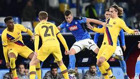 Barcelona - Napoli: Transmisja TV i online. Gdzie obejrzeć mecz LM?