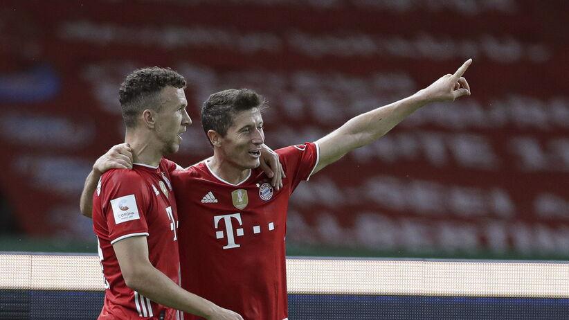 Bayern faworytem LM