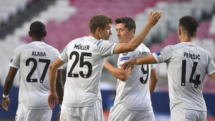 Bayern - Lyon transmisja TV