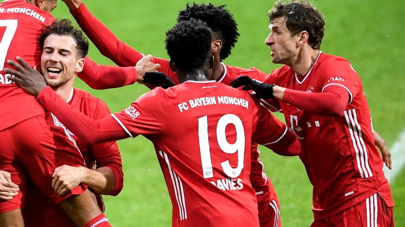 Bayern - PSG składy
