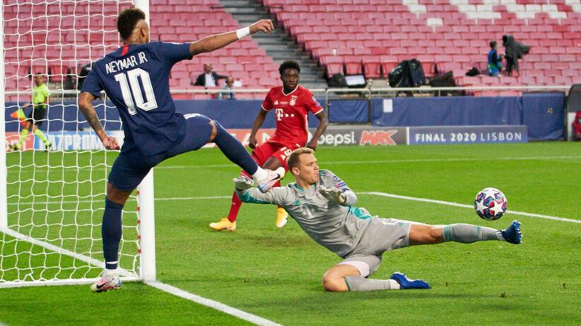 Bayern - PSG: transmisja