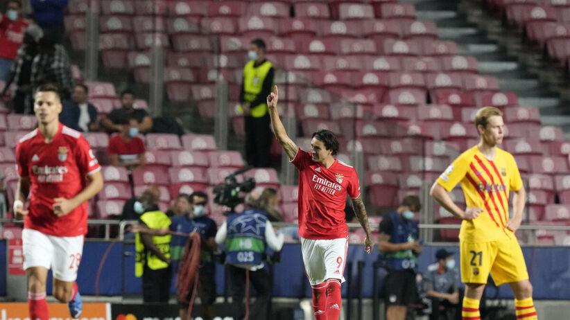 Benfica - Barcelona NA ŻYWO