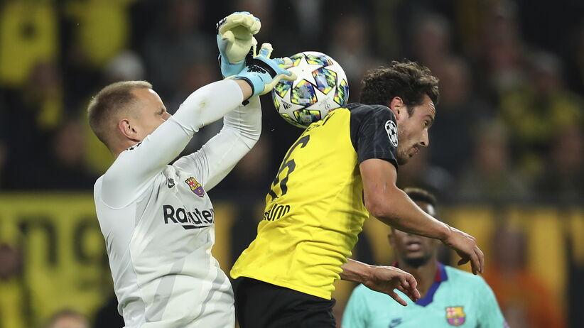Borussia - Barcelona NA ŻYWO