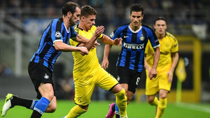 Borussia - Inter Transmisja TV i online, kiedy i o której mecz?