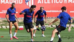 Dwóch piłkarzy Atletico zakażonych COVID-19