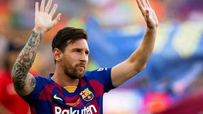 Lionel Messi przegapi kolejny mecz. Nie zagra z Ferencvarosem