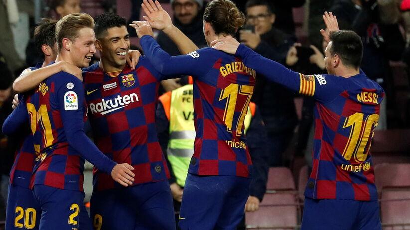 Inter Mediolan - Barcelona Transmisja TV i online