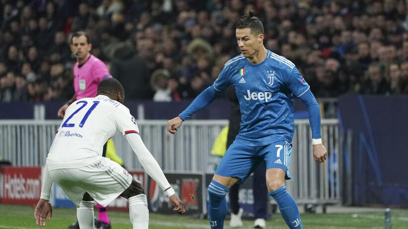 Juventus - Lyon: transmisja TV i online