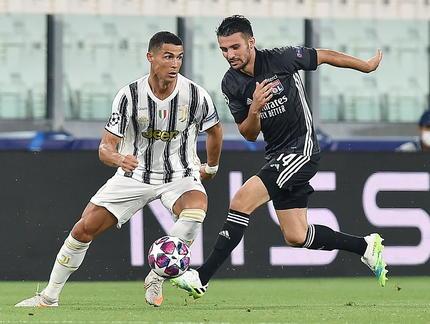 Liga Mistrzów: Błysk Ronaldo nie pomógł, Lyon wyszarpał awans