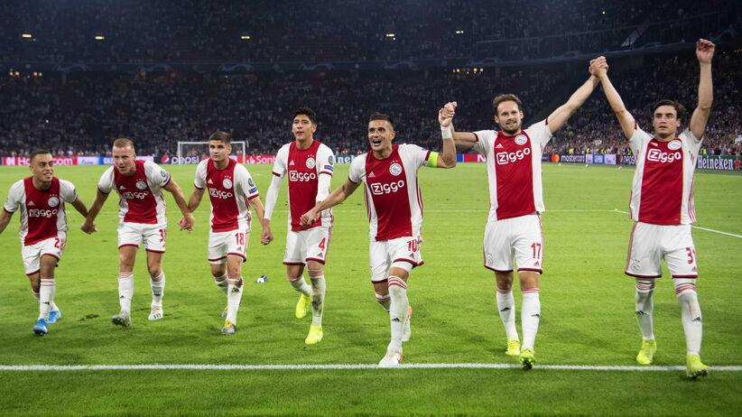 Ajax, Liga Mistrzów