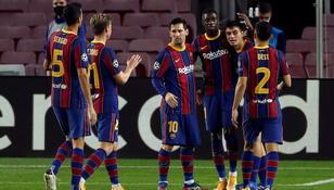 Liga Mistrzów: Sześć bramek na Camp Nou. Barcelona rozbiła Ferencvaros