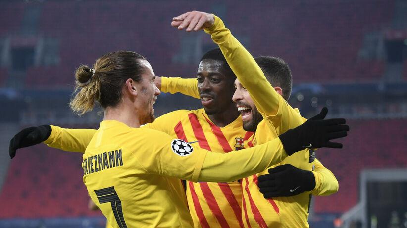 Liga Mistrzów: FC Barcelona pokonała Ferencvaros. WYNIK i WIDEO GOLI - Sport