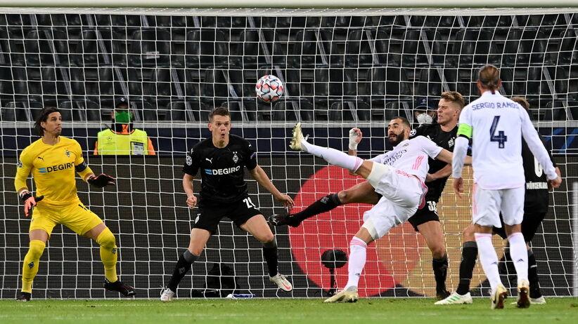 Borussia - Real Madryt