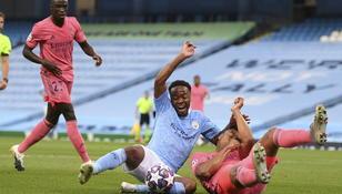Liga Mistrzów: Manchester City wyeliminował Real
