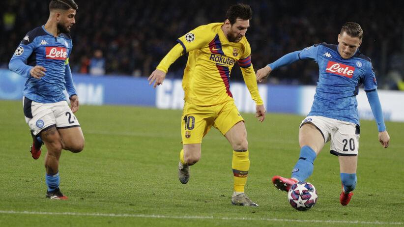UEFA zmienia plany w Lidze Mistrzów