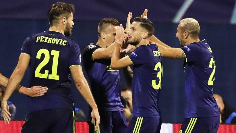 Dinamo Zagrzeb - Atalanta Bergamo