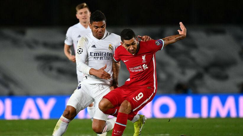 Liverpool - Real Madryt: transmisja
