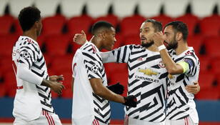Manchester United pokonał PSG. Wielkie emocje w Paryżu