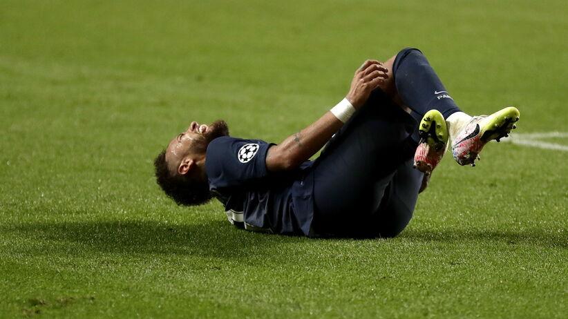 Neymar może nie zagrać w finale LM