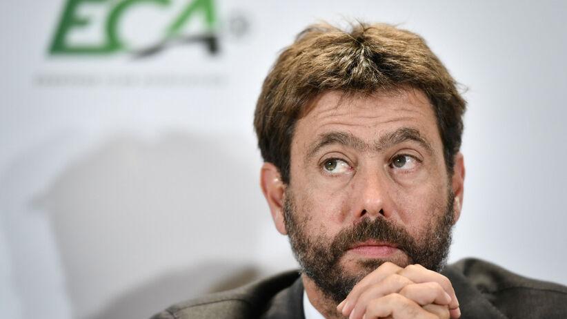 Andrea Agnelli proponuje zmiany w Lidze Mistrzów