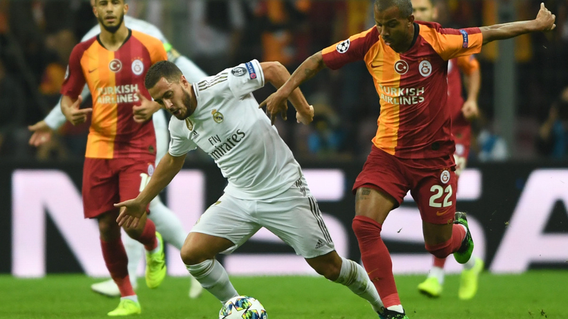 Real - Galatasaray Transmisja TV i online